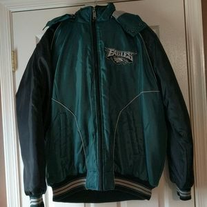 Eagles Winter Coat